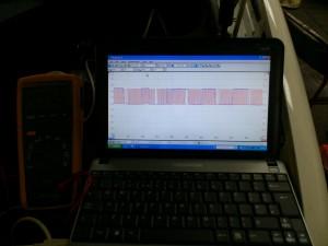 Correct Crankshaft/Camshaft signals